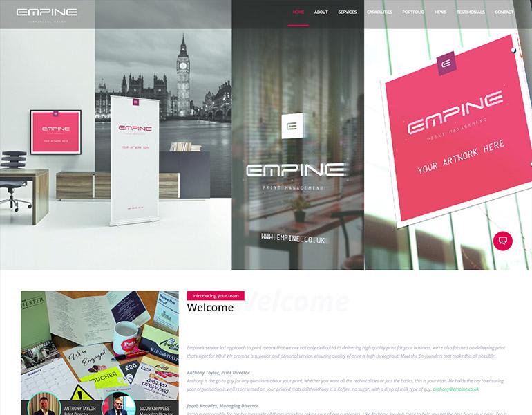 best portfolio website