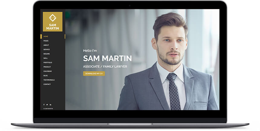 lawyer wordpress themes 1