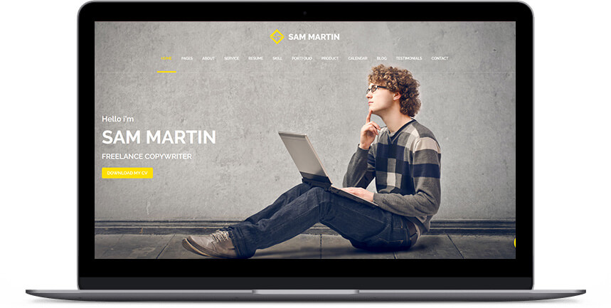 writer wordpress themes 3