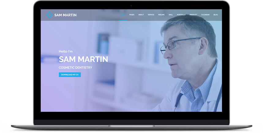 doctor wordpress themes 2