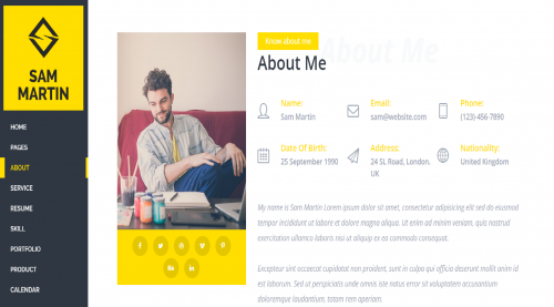 Writer WordPress themes